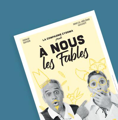 A Nous les Fables !
