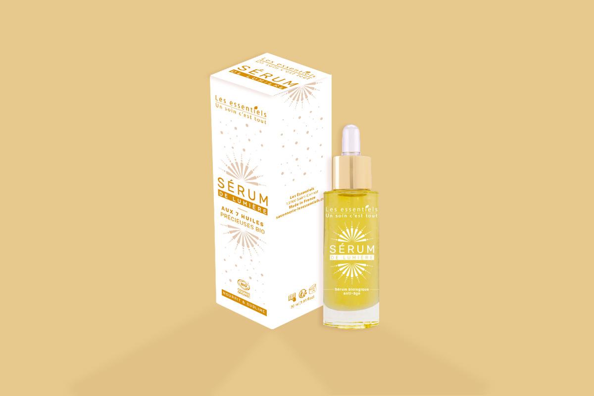 Refonte du packaging pour une marque de cosmétiques bio