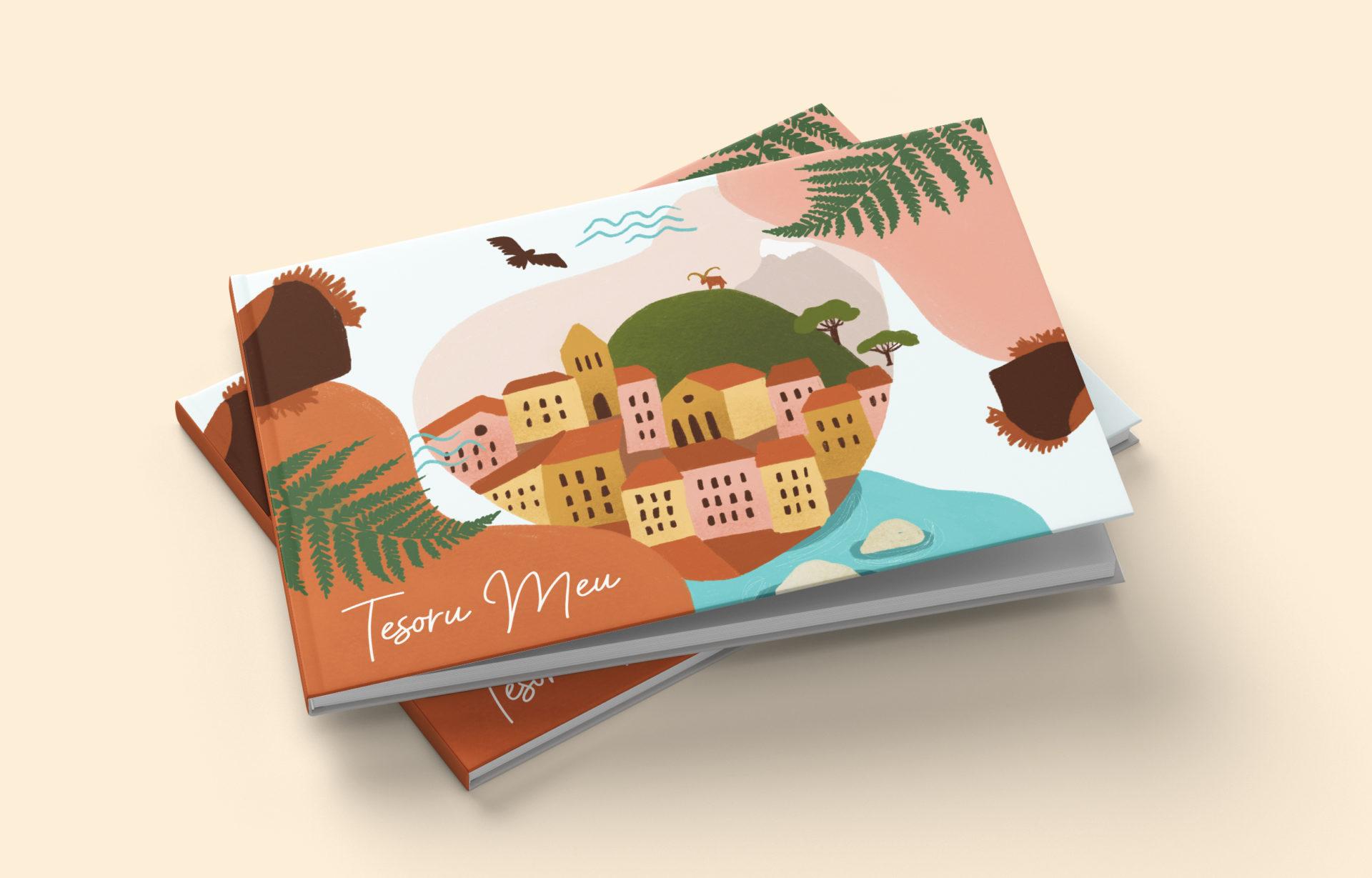 Création d'un livre pour enfants Franco-Corse