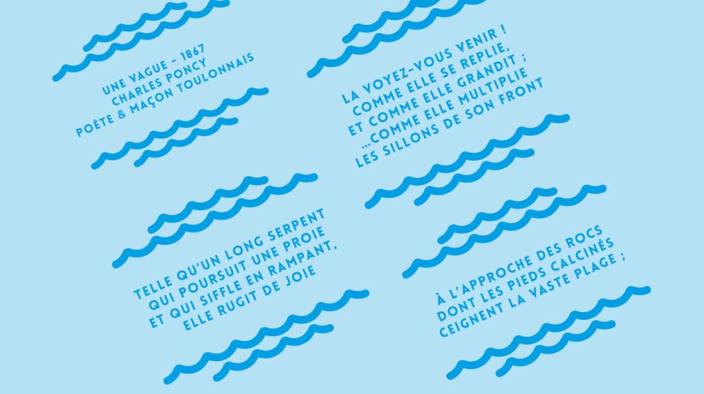 Création d'un parcours visuel dans les rues de Toulon